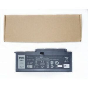 QMSI 14.8V 58Wh Original F7HVR G4YJM 062VNH T2T3J battery Apply to DELL Inspiron 17 7000 7737 7746 14 15 15r 5545 7537 laptop